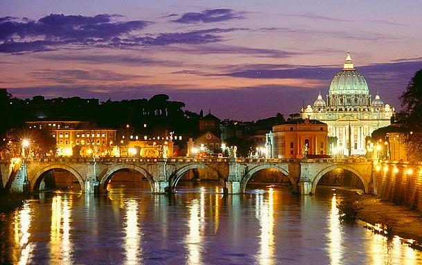 naktis romoje