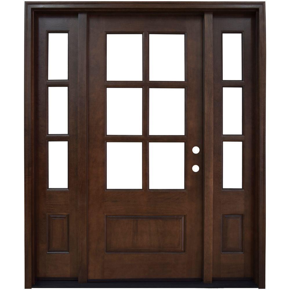 durys kaina